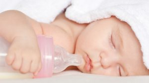 Baby Bottle Tooth Decay – Early Childhood Caries (ECC)