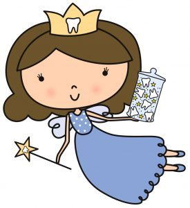 The Tooth Fairy at Discovery Kids Dentistry